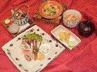 要予約『期間限定 松茸と秋味懐石』と秋メニュー